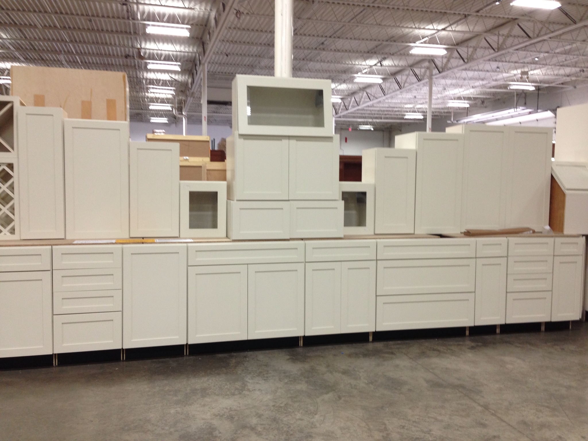 Kraftmaid cabinets outlet ohio cabinets matttroy for Cheap kitchen cabinets in ohio