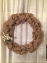 Win a Custom BurlapWreath