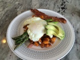 Mondays Are My Favorite! Sweet Potato Hash Deliciousness
